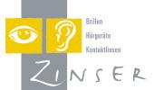 Zinser - Brillen - Hörgeräte - Kontaklinsen