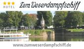 """Hotel und Restaurant """"Zum Weserdampfschiff"""""""