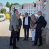 Ministerin Kühne-Hörmann besichtigt Hafen