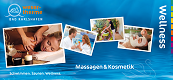 Titel Prospekt Wellness Weser-Therme Bad Karlshafen